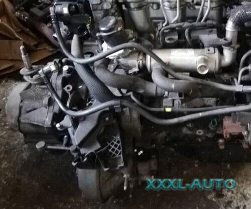 Фото Мотор Peugeot 307 1.6 HDI PSA 9HZ 10JBAL 2008-2010