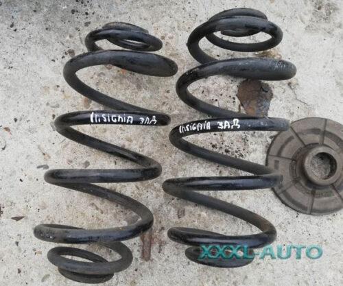 Фото Пружини задні (ліва, права) Opel Insignia 13276189, 424128