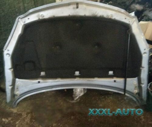 Фото Капот Opel Insignia 1160013 сірий металік